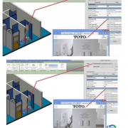 BIM development for material producers