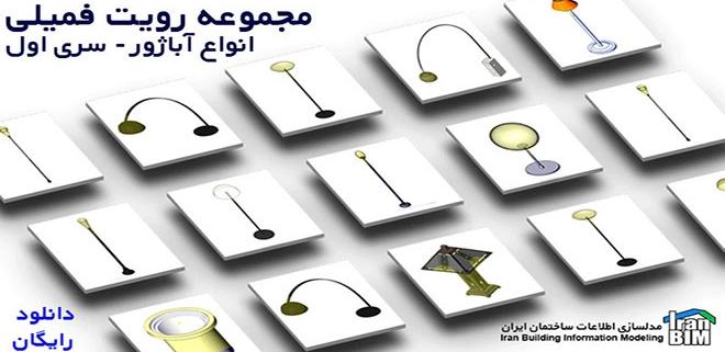 دانلود فمیلی رویت انواع آباژور-ایران بیم