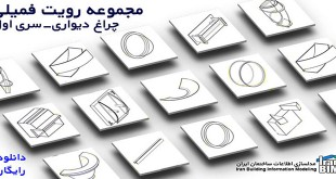 دانلود فمیلی رویت چراغ دیواری-ایران بیم