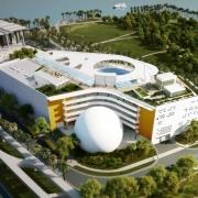 موزه علوم میامی تاثیر bim در طراحی معماری