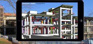 مدلسازی اطلاعات ساختمان بیم