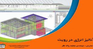 آنالیز انرژی در رویت- فیلم از ایران بیم