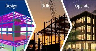 امتیازات برتر Trimble Connect در امور طراحی و اجرا در ایران بیم