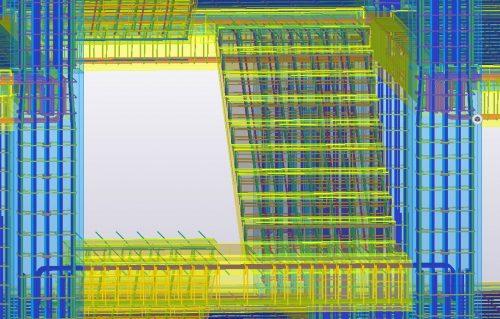 آموزش تکلااستراکچرز2016 سازه های فولادی