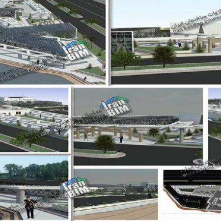 پارک تکنولوژی دانلود پروژه آماده معماری رندر دانشجویی پایان نامه معماری
