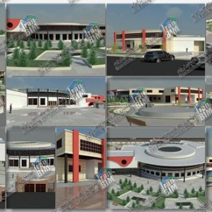 مرکز نگهداری از کودکان بی سرپرست پروژه آماده دانلود دانشجویی پایان نامه معماری
