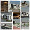 مجموع رندر پروژه آماده رویت دانشکده معماری