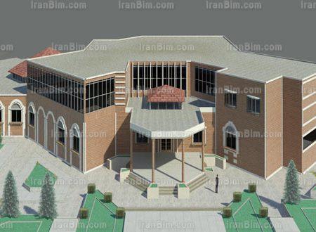 پروژه آماده رویت سالن ورزش باستانی زورخانه