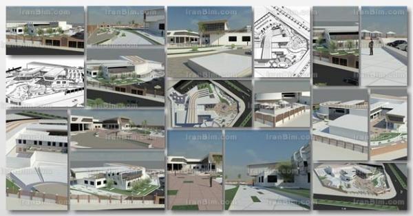 پروژه آماده زیبا و حرفه ای تالار شهر