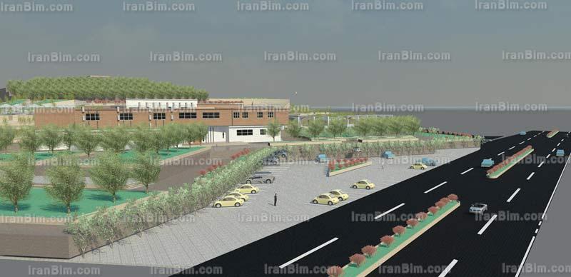 پروژه آماده دانلود رساله معماری پارک هنرمندان