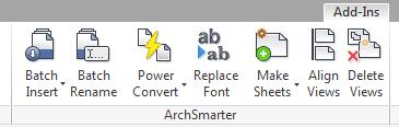 ۱۰.ArchSmarter Power-Pack for Revit