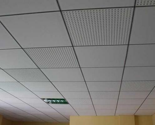 سقف-کاذب-مشبک