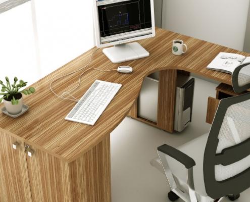 میز اداری سهند