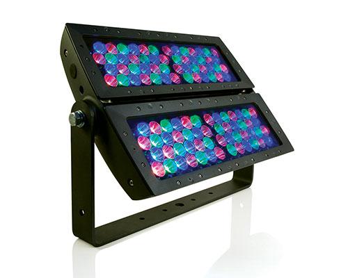 چراغ نور افکن ال ای دی بیرونی با نور روشن هوشمند با هسته قدرت جن 2