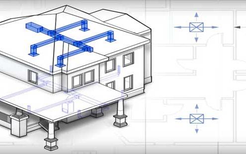 طراحی سیستم های HVAC در رویت