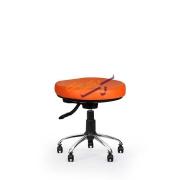 صندلی گردون آزمایشگاهی بدون پشتی