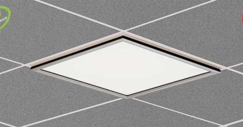 روشنایی سقفی سی در سی ، 36 وات