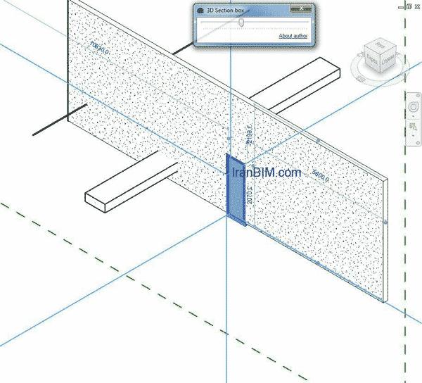 افزونه رویت مپ 3d Section