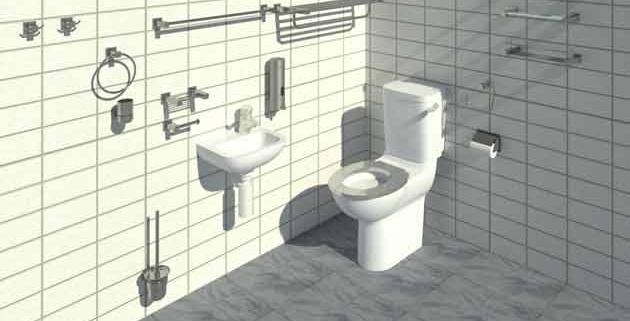 لوازم حمام و سرویس
