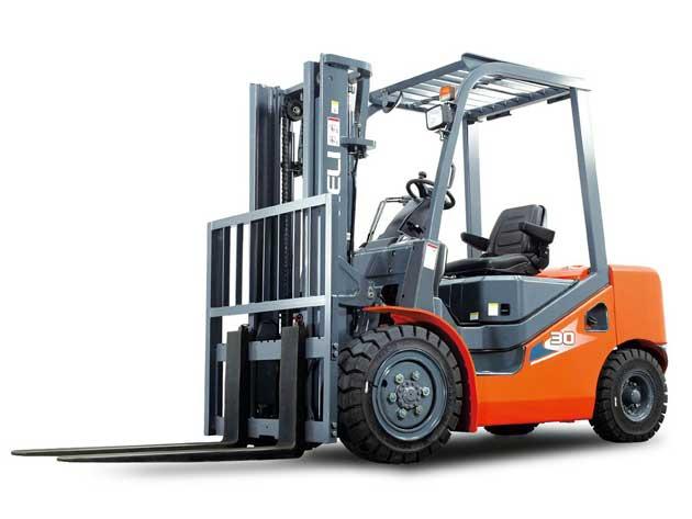 Forklift-3Ton-Diesel