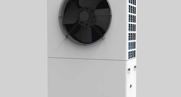 پمپ حرارتی منبع هوا