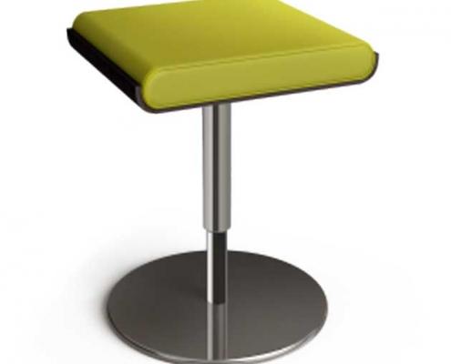 صندلی-گردون-آزمایشگاهی-بدون-پشتی-مدل-D