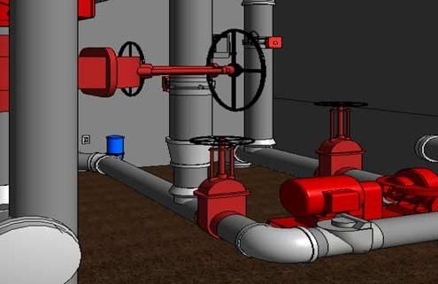 گواهینامه Revit MEP Mechanical & Plumbing