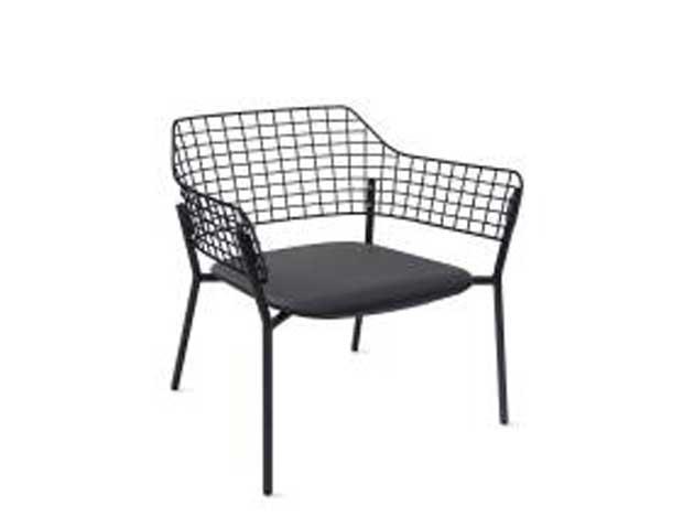 صندلی راحتی مدل حصیری