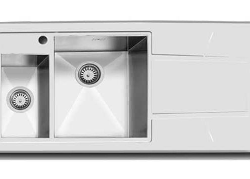 سینک ظرفشویی توکار مدل 309- اخوانسینک ظرفشویی توکار مدل 309- اخوان