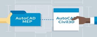 آموزش Managing AutoCAD MEP & AutoCAD Civil 3D