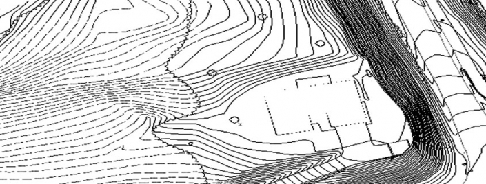 آموزش Topographic and Boundary Survey