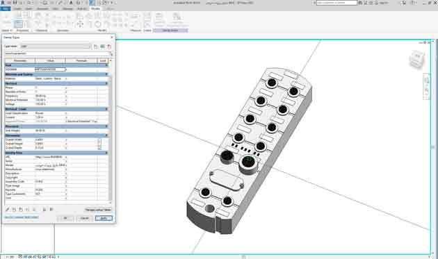 ماژول ورودی خروجی MVK شرکت murr elektronik