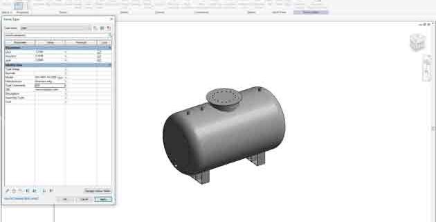 منبع آب مدل KH-WFT-10-2500 خانیران