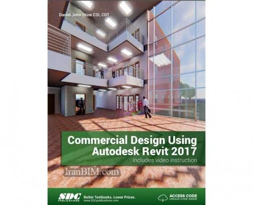 commercial design using revit 2017