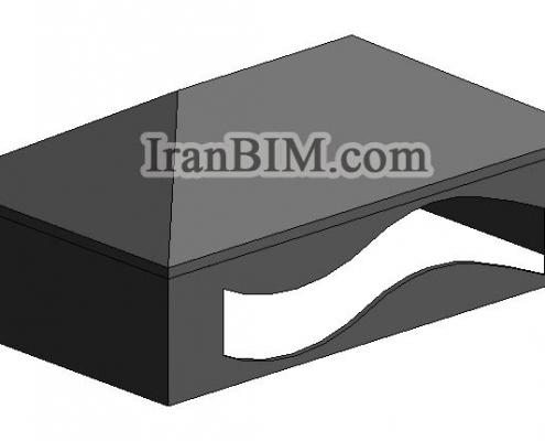 آموزش رویت ایران بیم Iranbim قسمت Mode روی گزینه finish