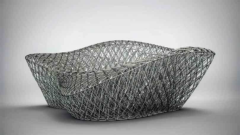 IPD BIM Modeling _0003_Janne Kyttanen 3D printed sofa Sofa So Good 2