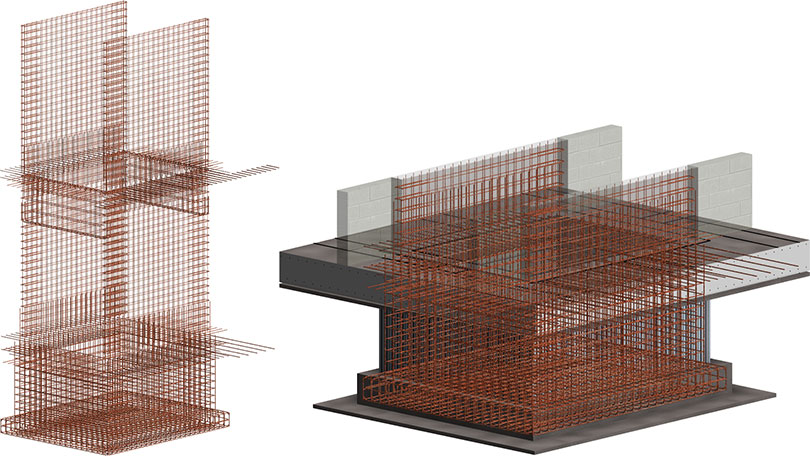 IPD BIM Structural Modeling 01