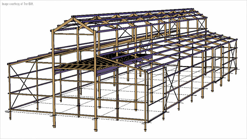 IPD BIM Structural Modeling 03