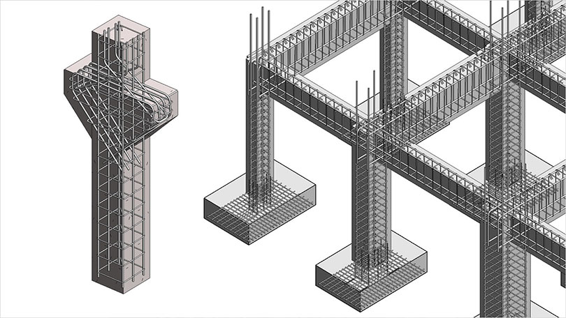 IPD BIM Structural Modeling 05