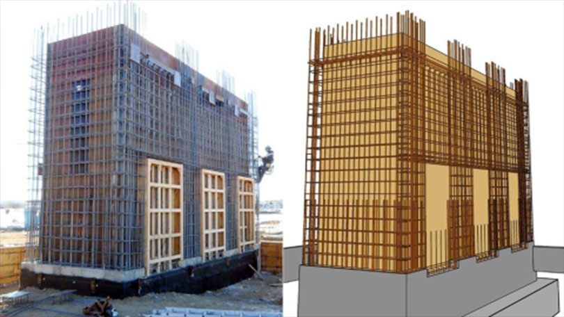 IPD BIM Structural Modeling 07